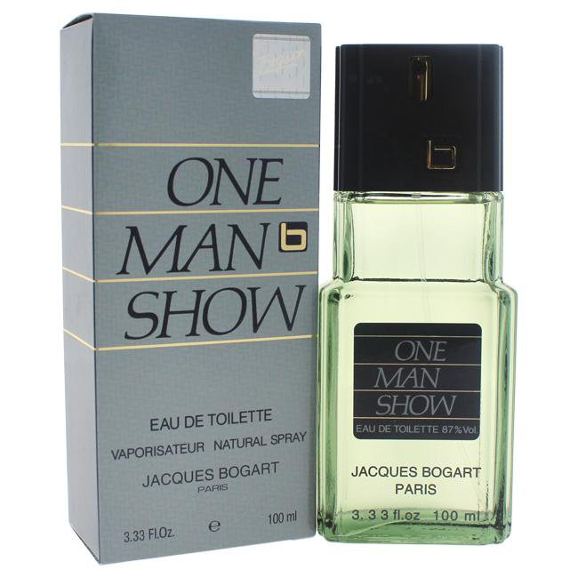 One Man Show by Jacques Bogart for Men -  Eau de Toilette - EDT/S