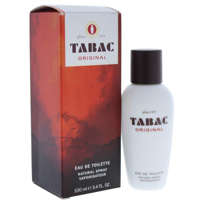 Tabac Original by Maurer and Wirtz for Men -  Eau De Toilette Spray