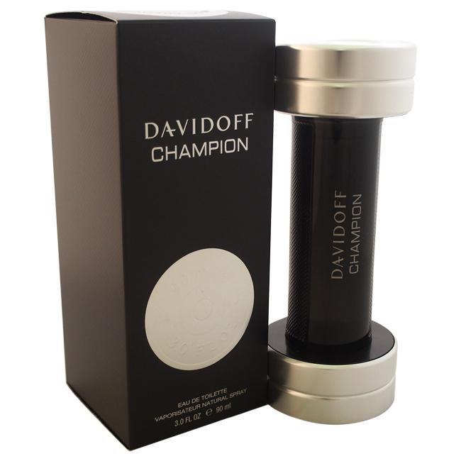 DAVIDOFF CHAMPION BY DAVIDOFF FOR MEN -  Eau De Toilette SPRAY