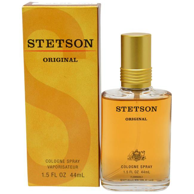 Stetson Original by Coty for Men -  Cologne Spray