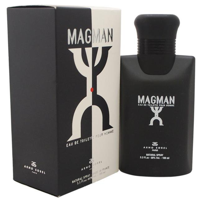 MAGMAN BY ARNO SOREL FOR MEN -  Eau De Toilette SPRAY