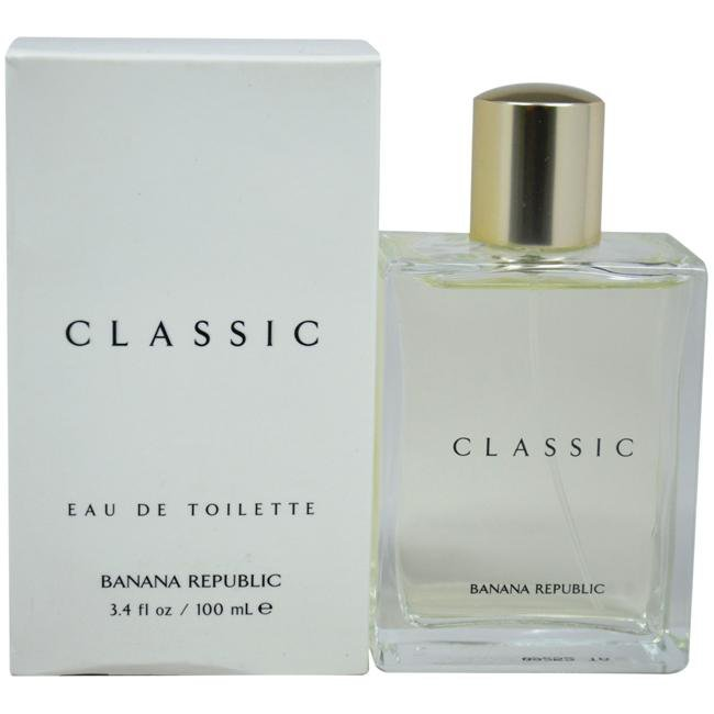 BANANA REPUBLIC CLASSIC BY BANANA REPUBLIC FOR MEN -  Eau De Toilette SPRAY