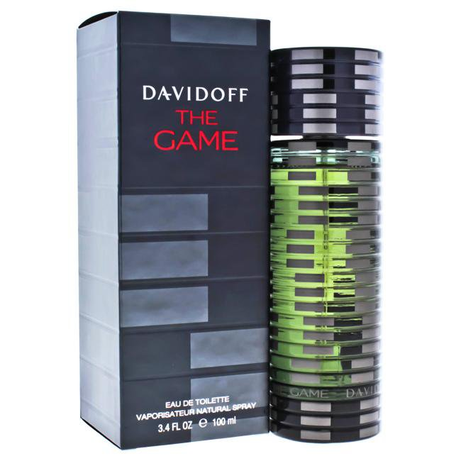 THE GAME BY DAVIDOFF FOR MEN -  Eau De Toilette SPRAY