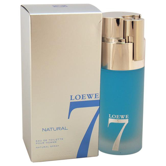 LOEWE 7 NATURAL BY LOEWE FOR MEN -  Eau De Toilette SPRAY