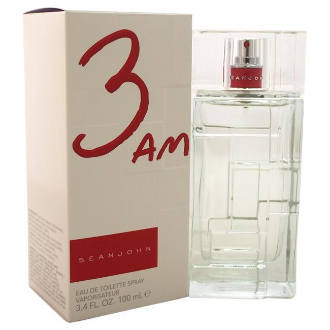 3 AM BY SEAN JOHN FOR MEN -  Eau De Toilette SPRAY