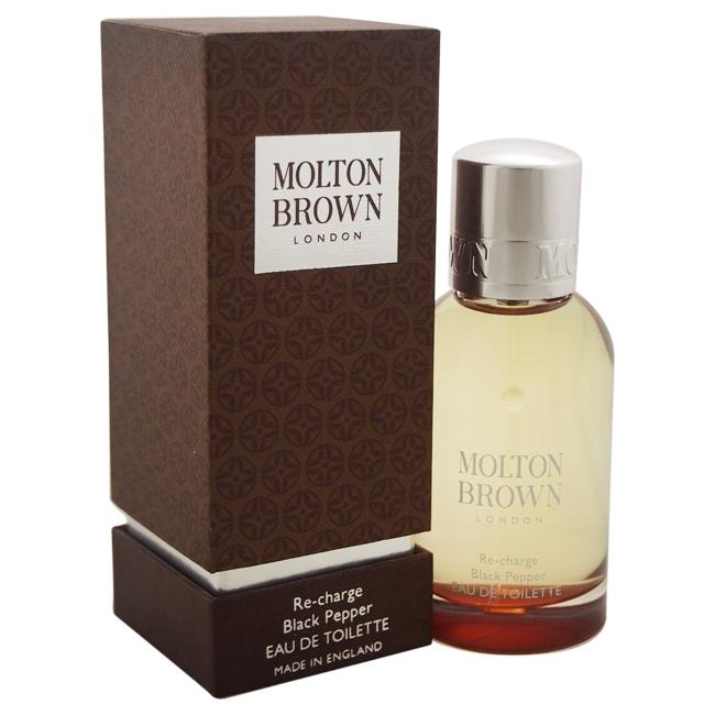 Re-Charge Black Pepper by Molton Brown for Men - Eau De Toilette Spray