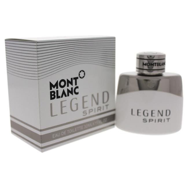 MONT BLANC LEGEND SPIRIT BY MONT BLANC FOR MEN -  Eau De Toilette SPRAY