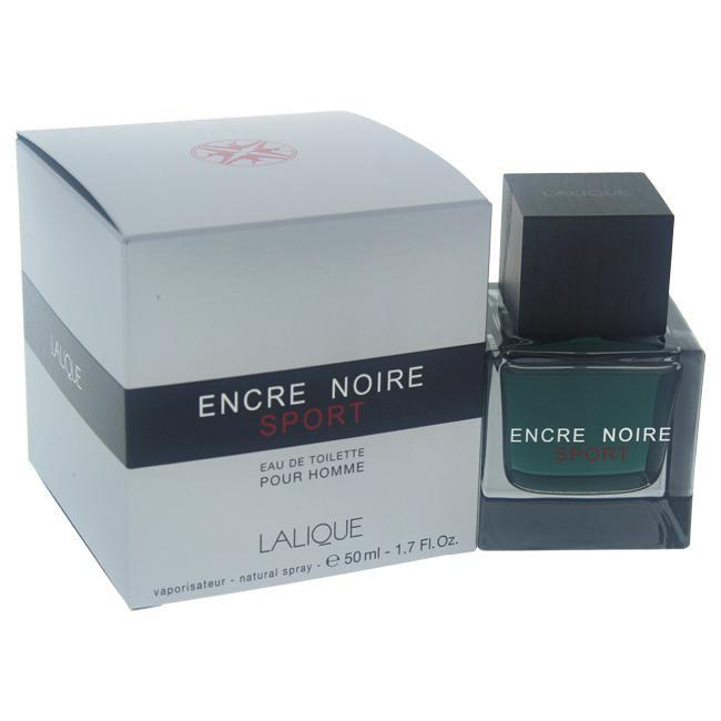 ENCRE NOIRE SPORT BY LALIQUE FOR MEN -  Eau De Toilette SPRAY