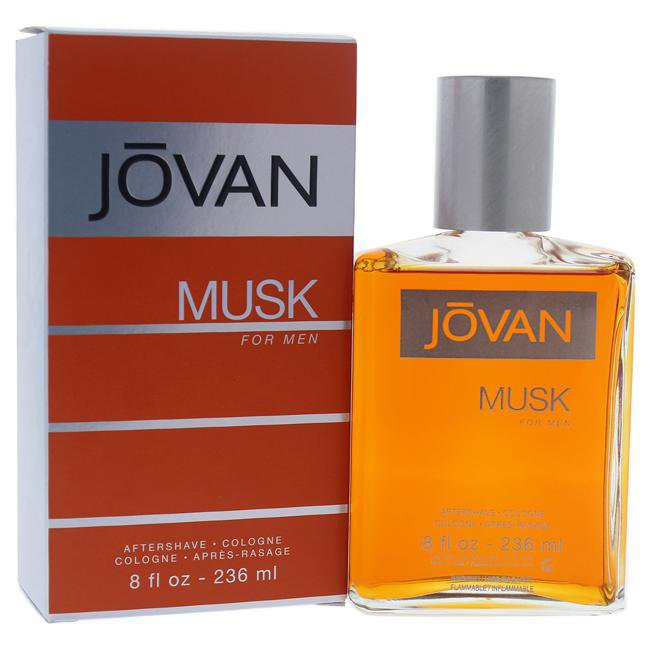Jovan Musk by Jovan for Men - After Shave Cologne