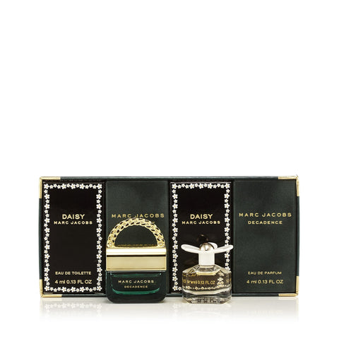 Daisy and Decadence Miniature Gift Set for Women 0.13 oz. Each