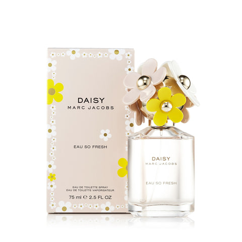 Daisy Eau So Fresh Eau de Toilette Spray for Women by Marc Jacobs 2.5 oz.