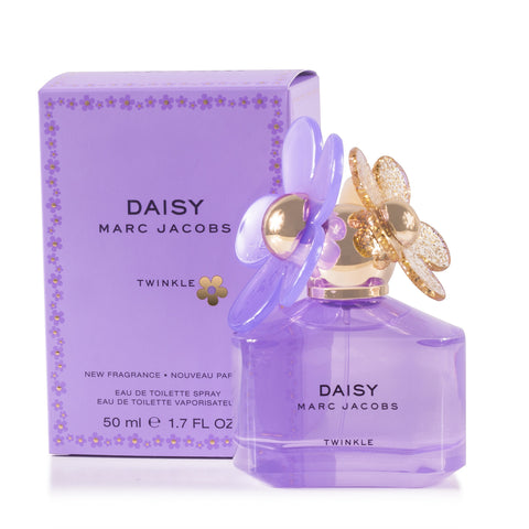 Daisy Twinkle Eau de Toilette Spray for Women by Marc Jacobs 1.7 oz.