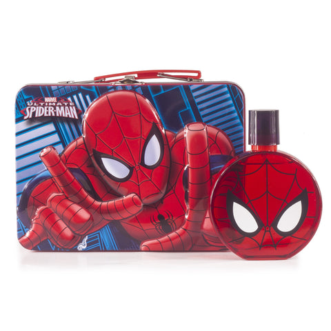 Spiderman Gift Set for Boys by Marvel 3.4 oz.