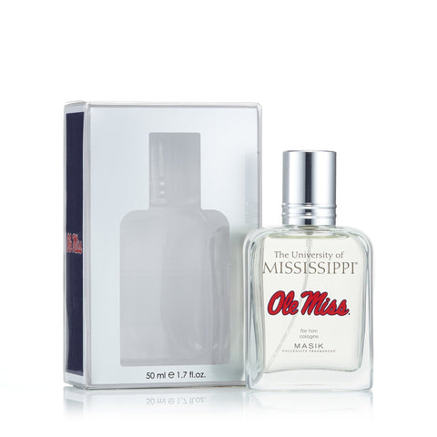 The University of Mississippi Cologne Spray for Men by Masik 1.7 oz.