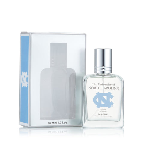 The University of North Carolina Cologne Spray for Men by Masik 1.7 oz.
