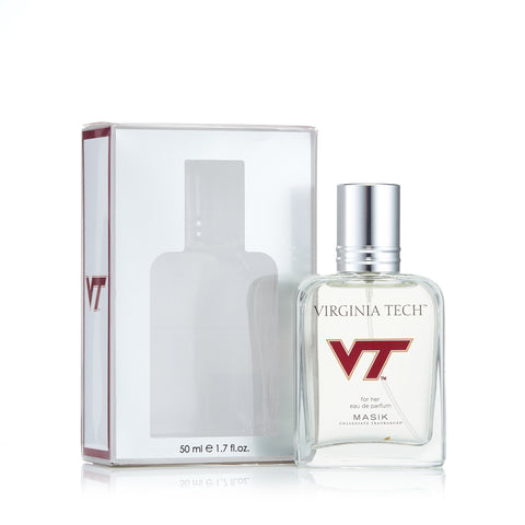 Virginia Tech Eau de Parfum Spray for Women by Masik 1.7 oz.