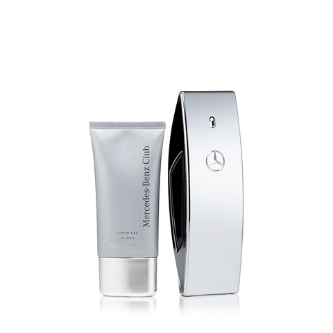 Club Gift Set for Men by Mercedes-Benz 3.4 oz.