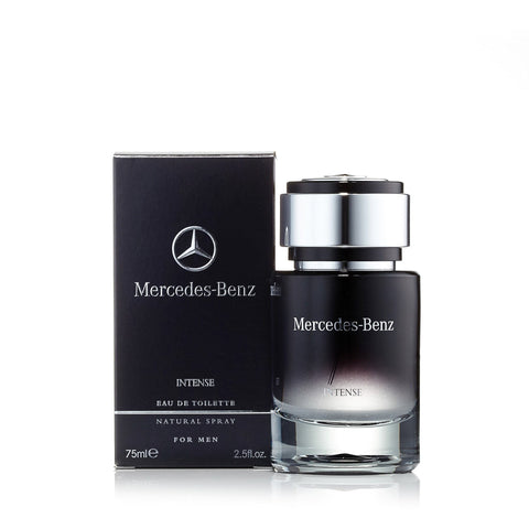 Intense Eau de Toilette Spray for Men by Mercedes-Benz 2.0 oz.