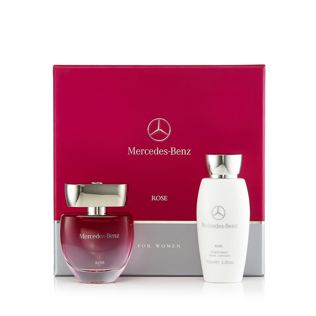 Rose Gift Set for Women by Mercedes-Benz 2.0 oz.