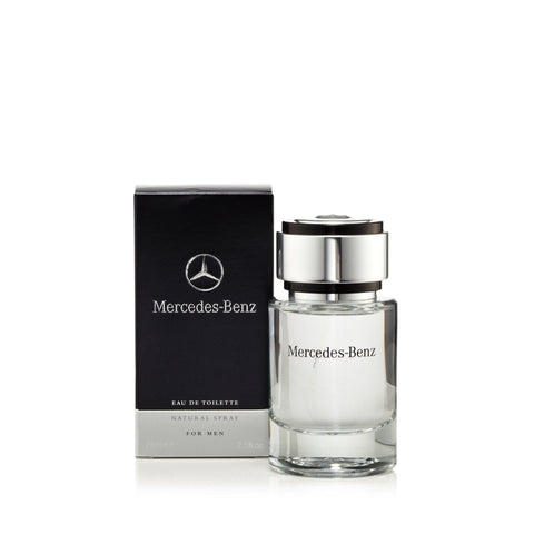 Mercedes-Benz Mercedes Benz Eau de Toilette Mens Spray 2.5 oz.