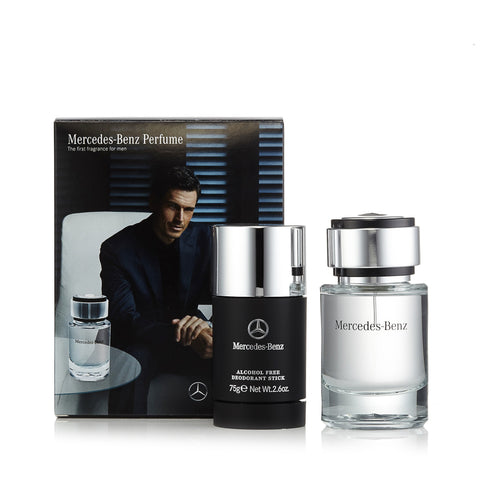 Mercedes Benz Gift Set for Men by Mercedes-Benz 2.5 oz.