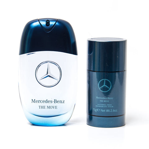 The Move Gift Set for Men by Mercedes-Benz 3.4 oz.image