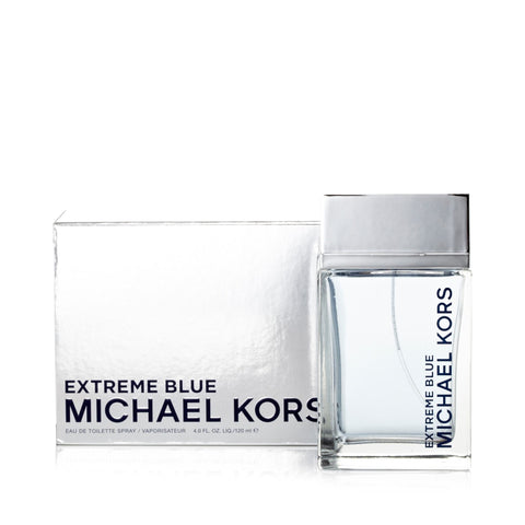 Michael Kors Extreme Blue Eau de Toilette Mens Spray 4.0 oz.