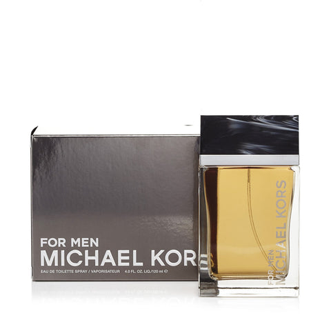 Michael Kors For Men Eau de Toilette Mens Spray 4.0 oz.