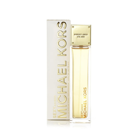 Sexy Amber Eau de Parfum Spray for Women by Michael Kors 3.4 oz.