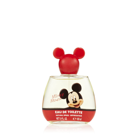 Disney Mickey Eau de Toilette Spray 3.4 oz.