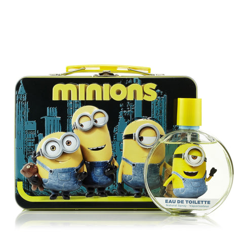 Minions Gift Set Eau de Toilette Spray for Boy by Illumination Entertainment