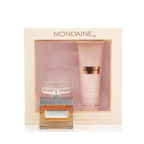 Mondaine Gift Set for Women 3.1 oz.