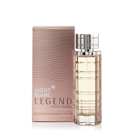 Legend Eau de Parfum Spray for Women by Montblanc 1.7 oz.