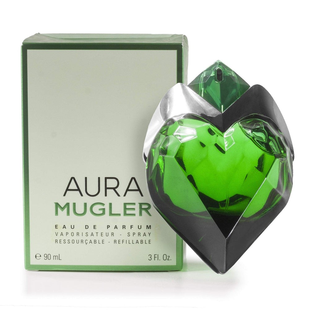 Aura Eau de Parfum Spray for Women by Thierry Mugler 3.0 oz.
