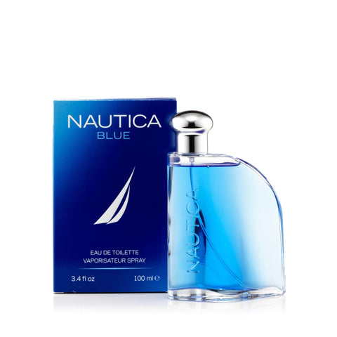 Nautica Blue Eau de Toilette Mens Spray 3.4 oz. image