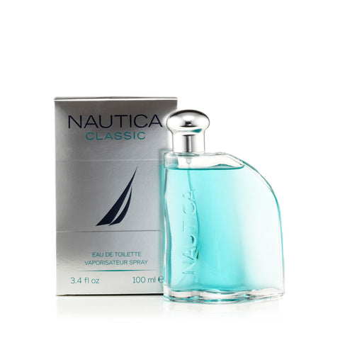 Nautica Classic Eau de Toilette Mens Spray 3.4 oz.