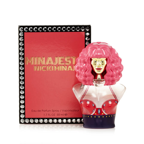 Nicki Minaj Minajesty Eau de Parfum Womens Spray 1.7 oz.