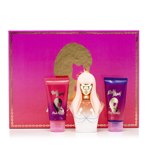Nicki Minaj Pink Friday Gift Set Womens 1.7 oz.