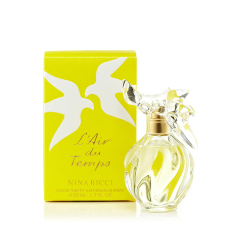 Nina Ricci L'Air Eau de Toilette Womens Spray 1.7 oz.