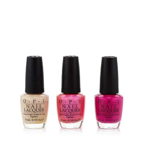 Brights Nail Polish Set for Women by OPI 0.5 oz. Each