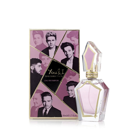 You & I Eau de Parfum Spray for Women by One Direction 1.7 oz.