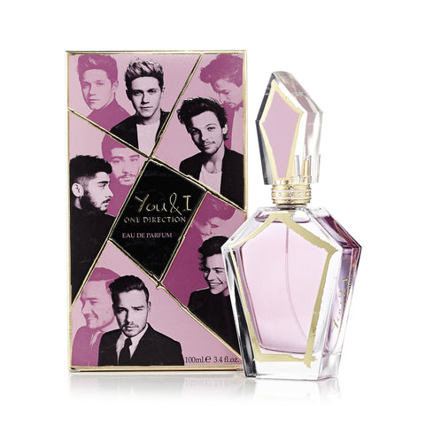 You & I Eau de Parfum Spray for Women by One Direction 3.4 oz.