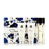Oscar Gift Set EDT, Body Lotion, Shower Gel and Bag for Women by Oscar De La Renta 3.4 oz.