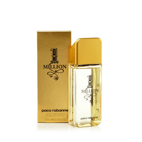 Paco Rabanne 1 Million After Shave Mens 3.4 oz.
