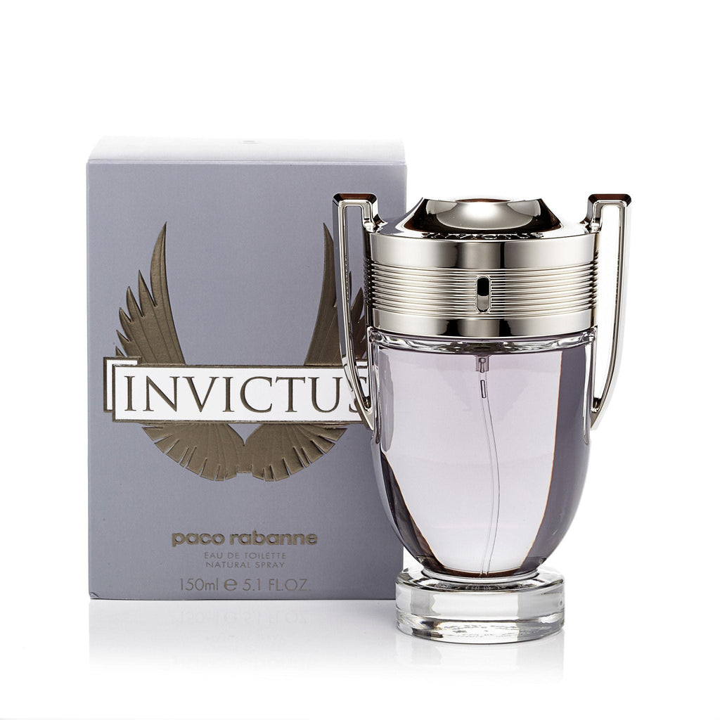 Paco Rabanne Invictus Eau de Toilette Mens Spray 5.0 oz.