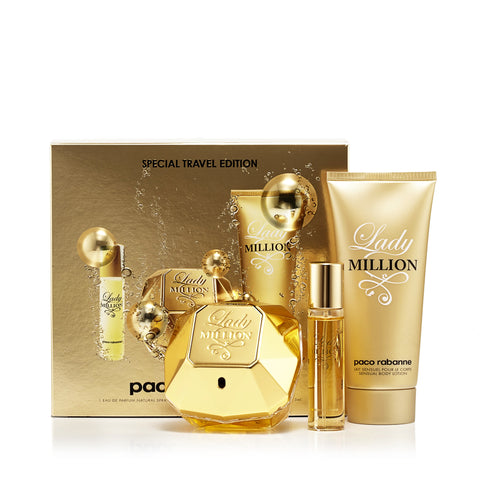 Paco Rabanne Lady Million Gift Set for Women