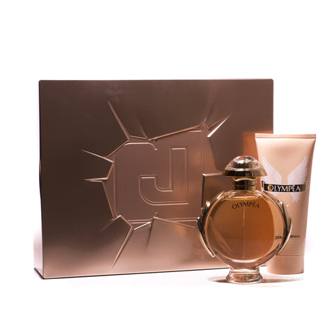 Olympea Set for Women by Paco Rabanne 2.7 oz.