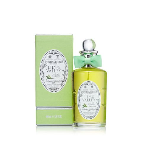 Lily of the Valley Eau de Toilette Spray for Women by Penhaligon's 3.4 oz.