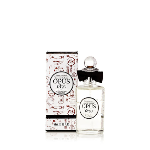 Opus 1870 Eau de Toilette Spray for Men by Penhaligon's 1.7 oz.