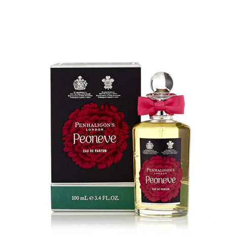 Peoneve Eau de Parfum Spray for Women by Penhaligon's 3.4 oz.